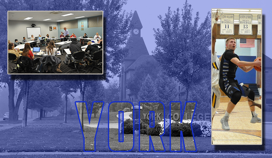 Photo for Inaugural #MemberMonday Campaign Highlighting York College