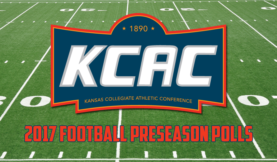 Photo for 2017 KCAC Football Preseason Polls Released