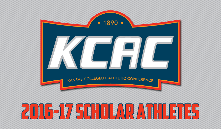 Photo for 2016-17 KCAC Baseball Scholar Athletes