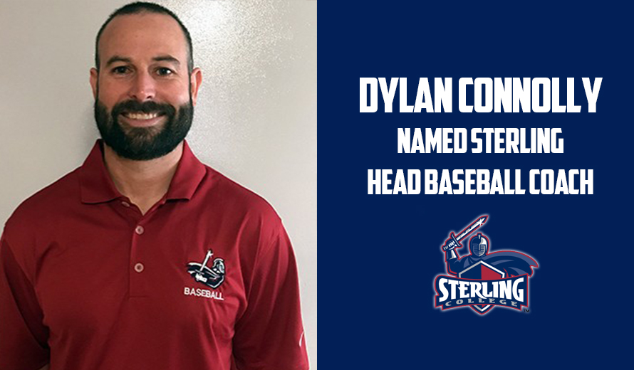 Photo for Dylan Connolly Named Sterling Head Baseball Coach