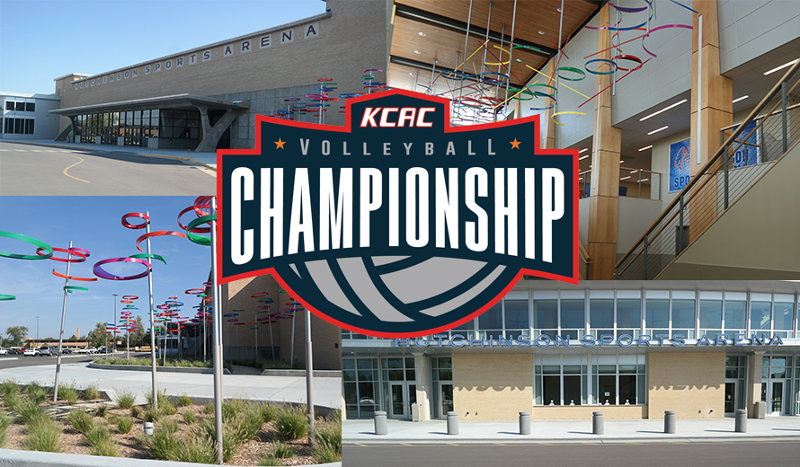 Photo for Hutchinson Sports Arena Set to Host KCAC Volleyball Tournaments