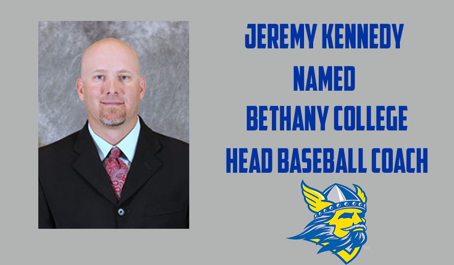 Photo for Bethany Announces Kennedy as Head Baseball Coach