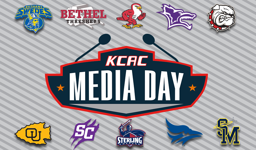 Photo for KCAC Football Media Day Set for August 3