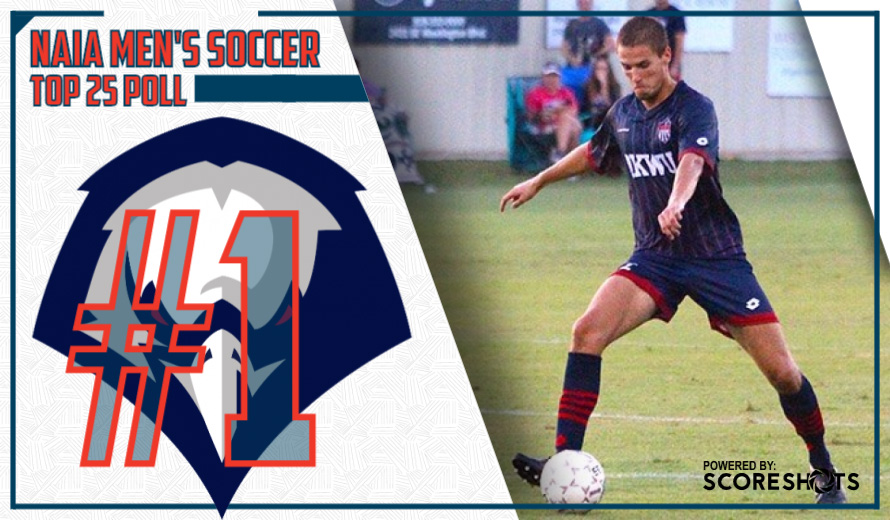 Photo for Oklahoma Wesleyan No. 1 in NAIA M -  Soccer Coaches' Poll