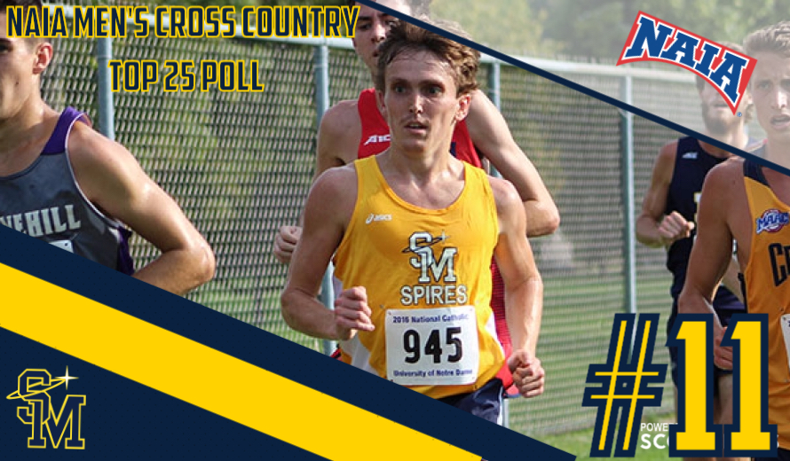 Photo for Saint Mary No. 11 in NAIA M -  Cross Country Coaches' Poll