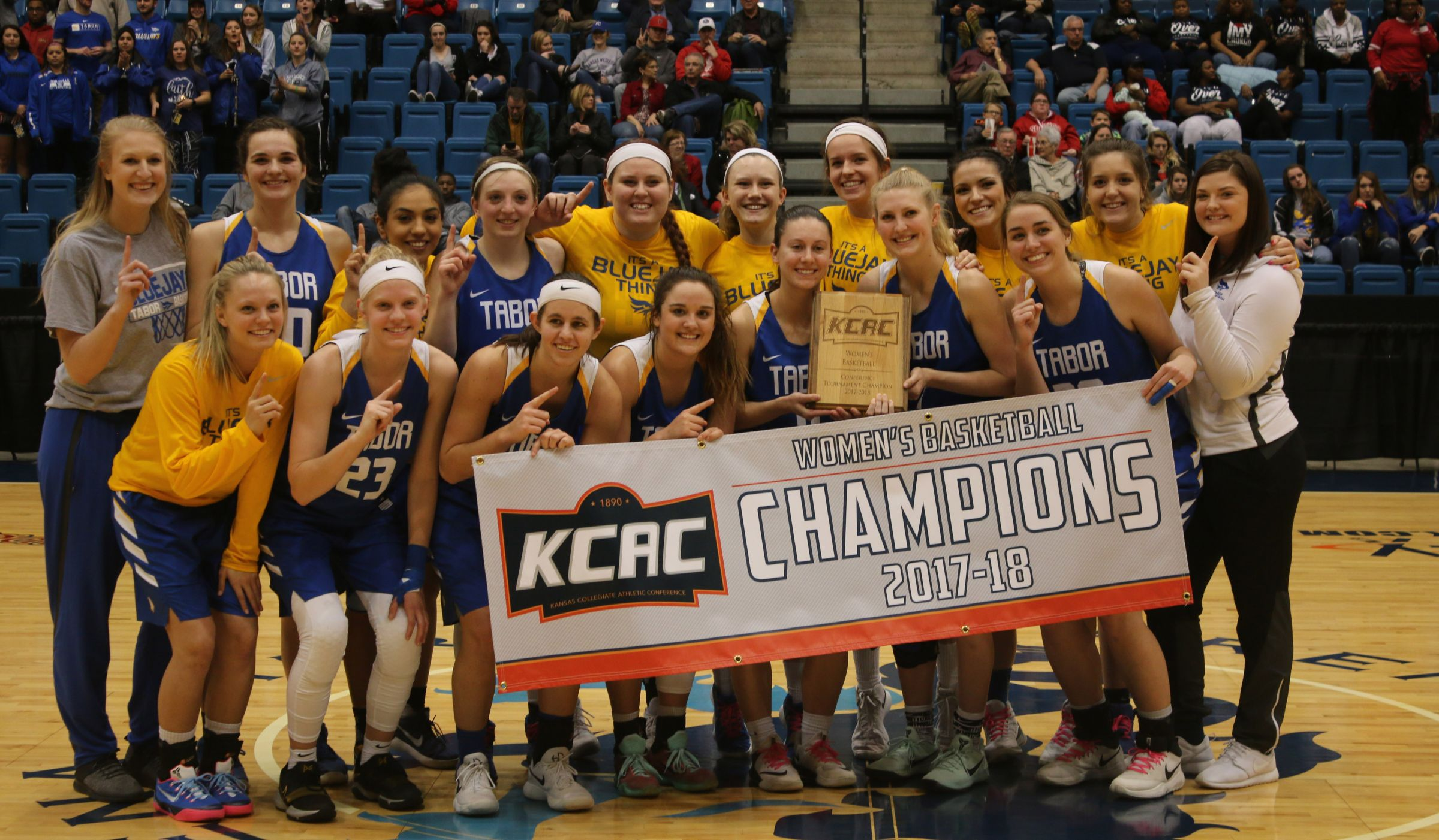 2017-18 KCAC Championships | Kansas Collegiate Athletic Conference