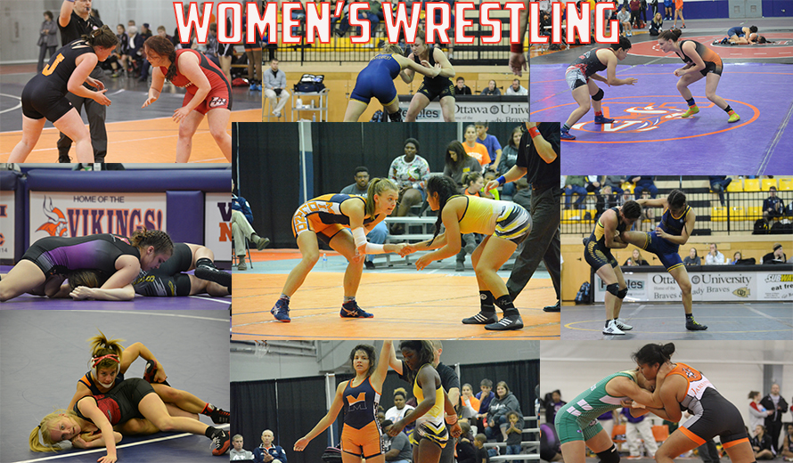 Photo for KCAC Announces Inaugural Season for W -  Wrestling
