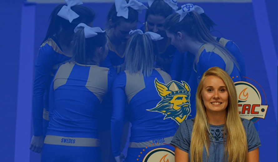 Photo for Morrical Named Bethany Head Cheer Coach